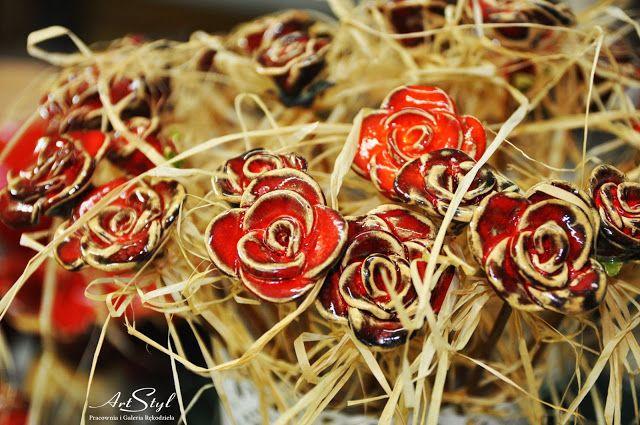 Róża na piku ------ Rose on peak