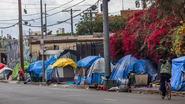 Npr News For People Experiencing Homelessness Stay At Home Is Impossible In 2020 Homeless Stay At Home San Julian