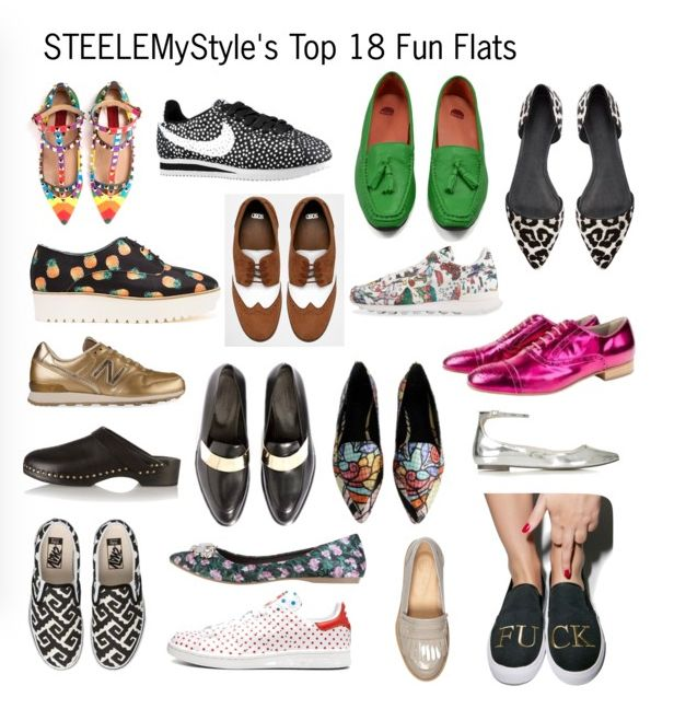 STEELEMyStyle: 18 Cool Fun Flats for Everyday http://www.steelemystyle.com/2015/03/07/store-18-cool-flats-everyday-2015/
