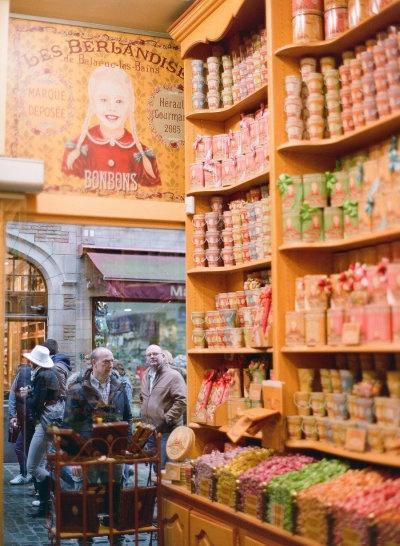 Les Berlandises Bonbons   Brussels