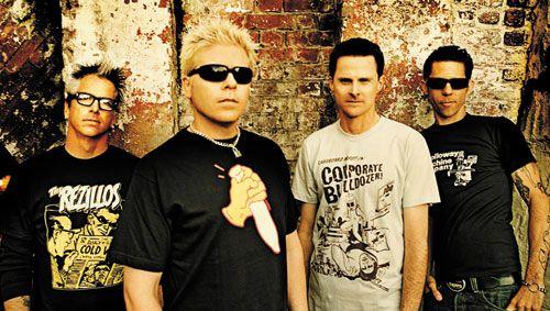 Ouça demo rara do <b>The Offspring</b>