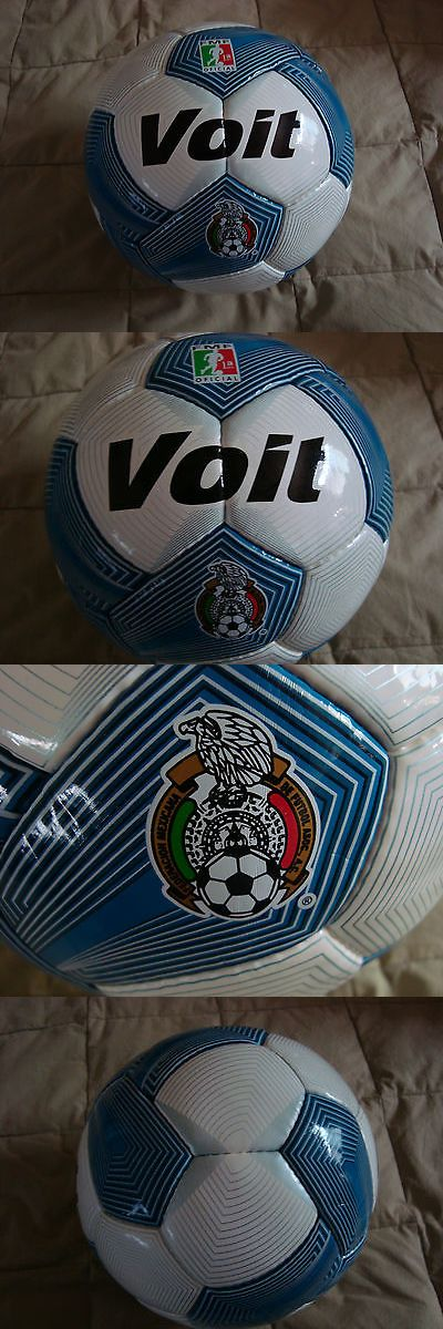 Balls 20863: New Voit Soccer Ball Mexican League Omb Size 5 Mexico Futbol Balon -> BUY IT NOW ONLY: $99.99 on eBay!