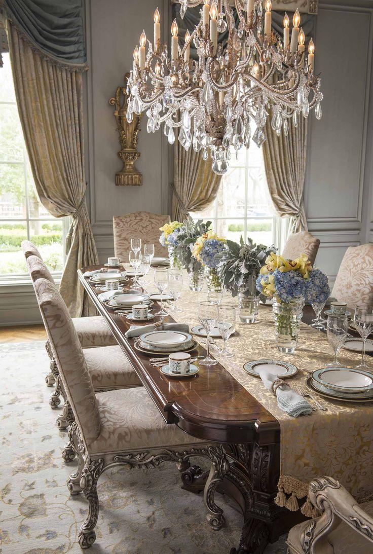 DallasDesignGroup | Portfolio | room-type | Dining Rooms
