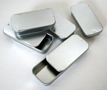 Rectangular beard balm tins: http://www.growabeardnow.com/beard-balm/