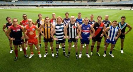 What makes a great Captain? - AFL Players Association