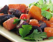 ... | Purple Sweet Potatoes, Purple Potatoes and Okinawan Sweet Potato