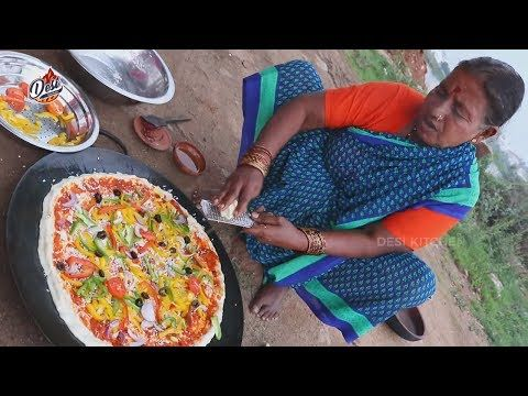 How To Make Pizza At Home    Grandma's Special Pizza    How To Make Pizza Without Oven - YouTube