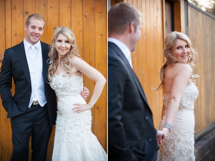Ancaster Mill bride and groom
