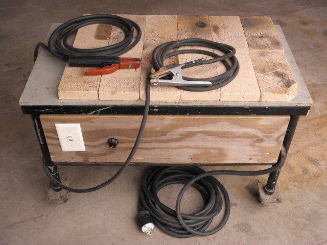 170 Amp Mot Stick Welder By Scorch Home Made Microwave Oven Transformer Mot Stick Welder I Based My Design On The Welder By Welding Rods Welders Oven Diy