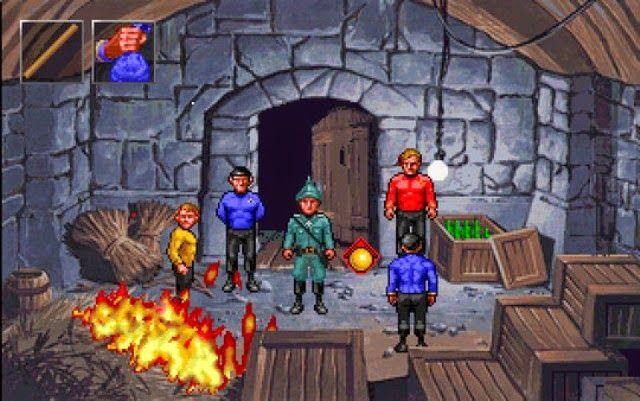 Star Trek Judgment Rites PC Games Gameplay
