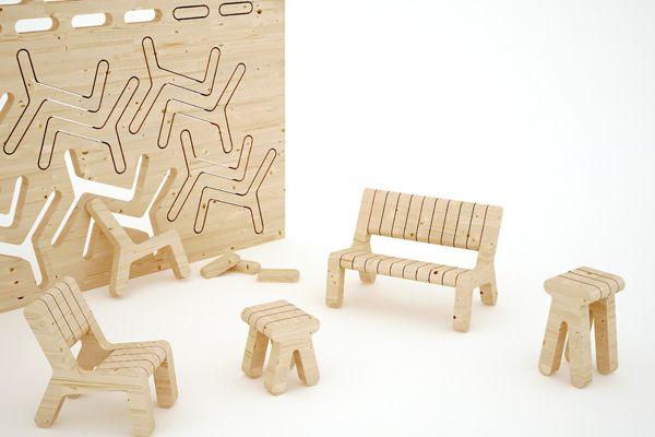 Timber Café Proposal / BAKOKO