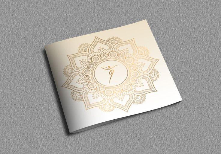 Mandala logo by Zsu-Webdesign