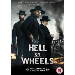 Hell On Wheels - Season 1 [DVD]