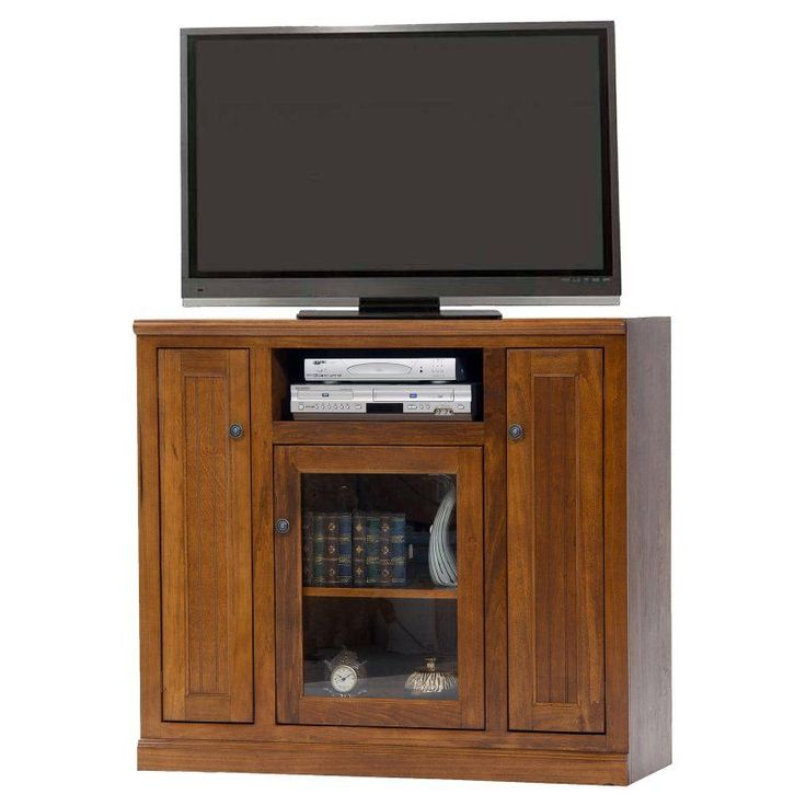 American Heartland 45.5 in. Tall TV Stand - Assorted Finishes - #75848EGR