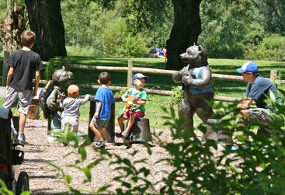 Toronto Fun Places: Perfect timing for Franklin Children's Garden