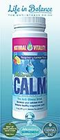Natural Calm | Magnesium drink you mix with warm/ hot water. Helps body absorp calcium efficiently. Calming. Gives you the best night sleep without a hangover | From a Canadian company, completely organic. No. 1 selling magnesium product on the market