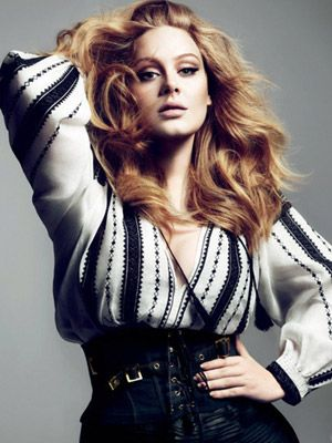 """""""Nunca mais vou escrever um disco sobre fim de namoro"""", diz Adele"""