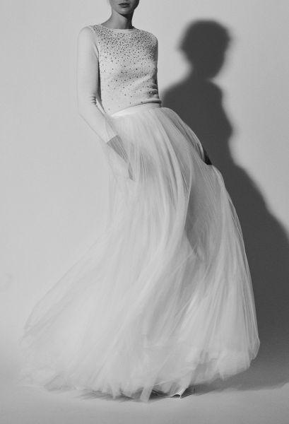 vestidos de novia carolina herrera 2018: una colección inspirada en