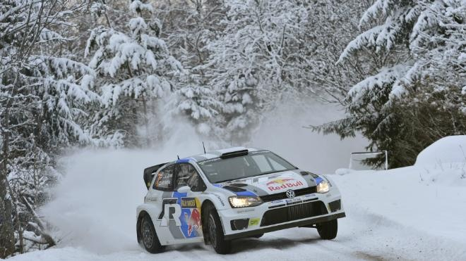 World Rally Championship - News - SS10: Latvala takes first stage win