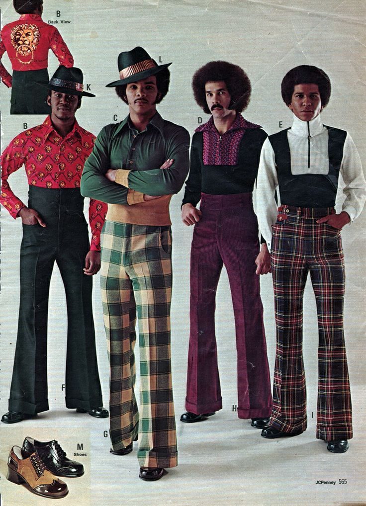 Super Fly by J.C. Penney | I Love The 70s —— Mens Fashion, J.C. Penney Catalog