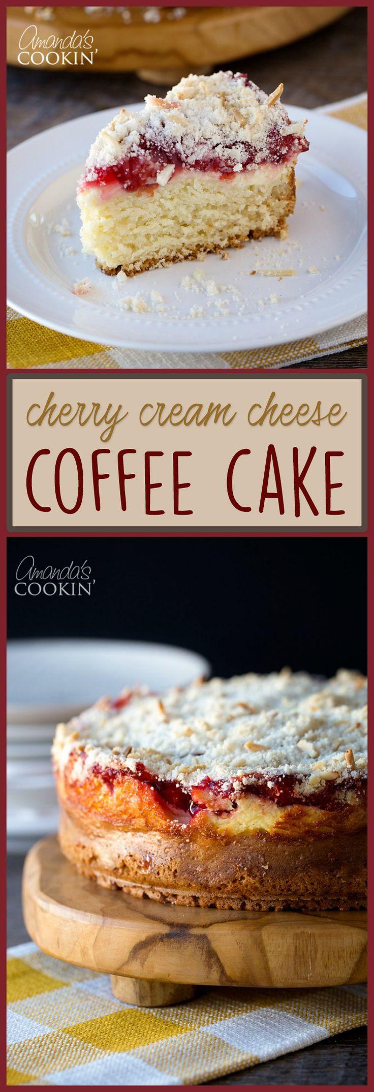 Best 25 Cherry coffee cakes ideas on Pinterest  Cherry desserts