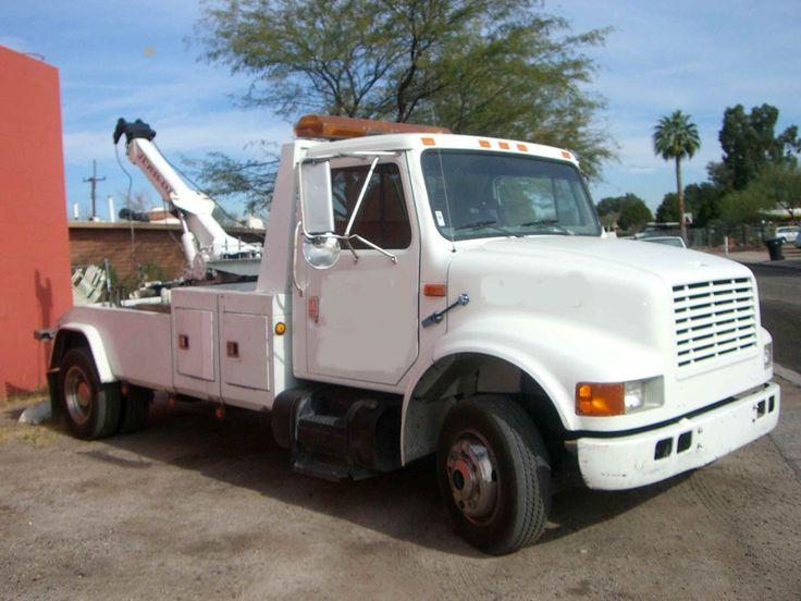 56 best tow trucks images on pinterest