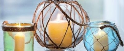 Candle lanterns from Cornwall UK | St Eval Candle Company