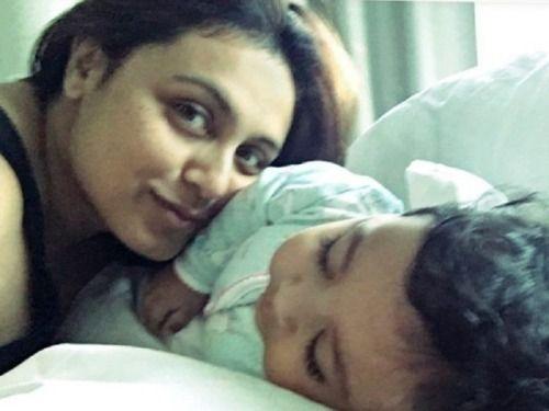 Rani Mukerji on having a second child: I think I have missed...
