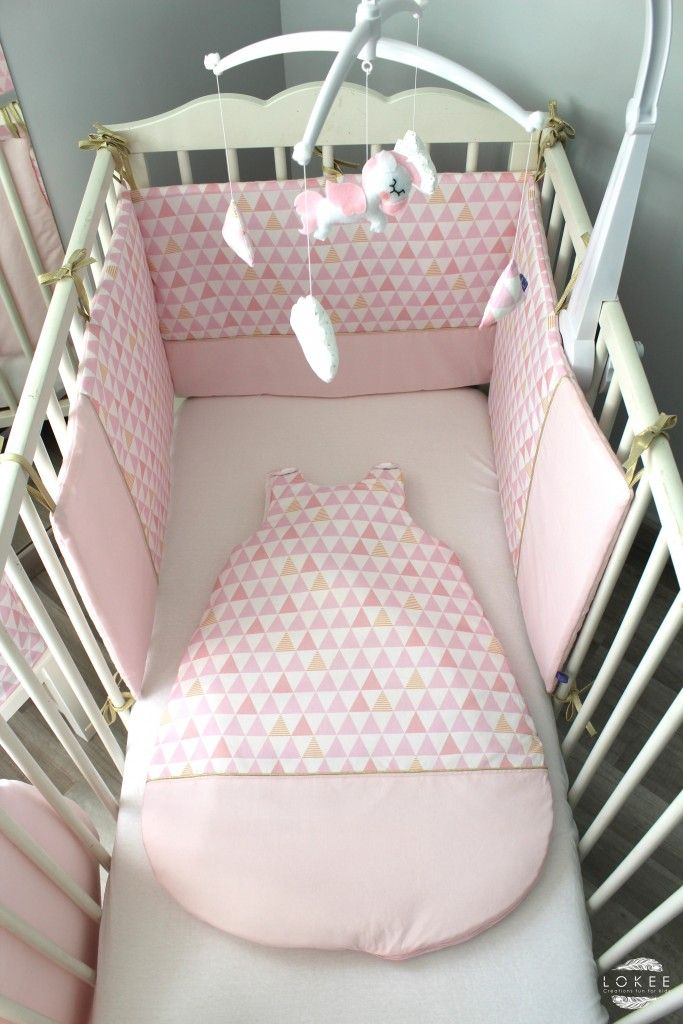 49 best chambre bebe fille images on Pinterest | Child room, Baby ...