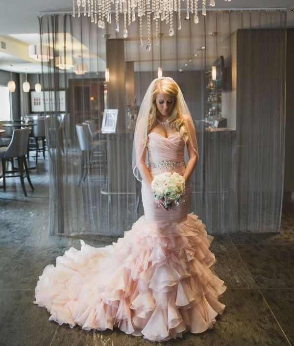 Sonar con boda sin vestido de novia