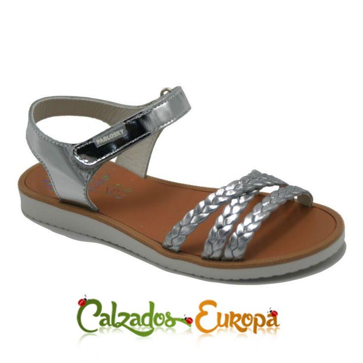 Sandalias plateadas Pablosky desde 39€  https://www.calzadoseuropa.es/sandalias/sandalia-plata-pablosky-440255-54807.html