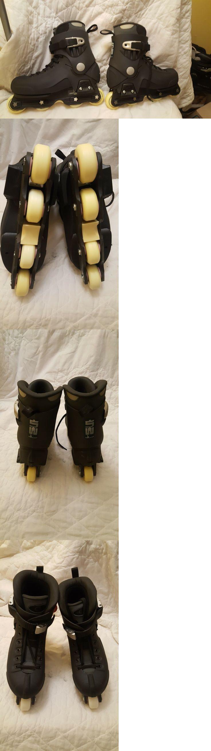 Men 47346: Vintage Rollerblade Swindler Aggressive Skates Size 3 Us -> BUY IT NOW ONLY: $34.95 on eBay!