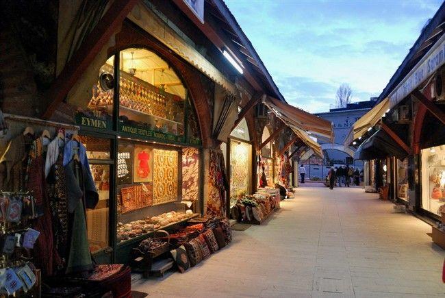 Arasta Bazaar - ISTANBUL