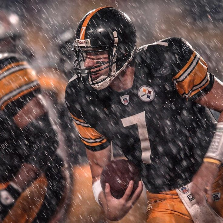 "363 Likes, 7 Comments - Pittsburgh Steelers (@steelers) on Instagram: ""That first NFL start. #TBT"""