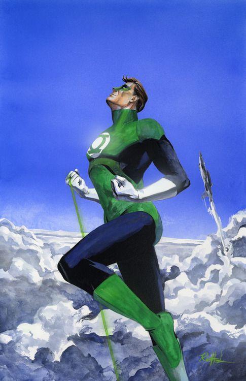 Hal Jordan: Green Lantern Officer 2814.1