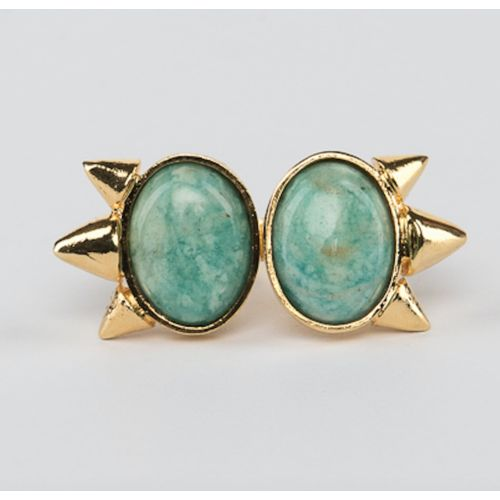 // Vergara Collection - Turquoise Eyes Ring - DANIELA SALCEDO