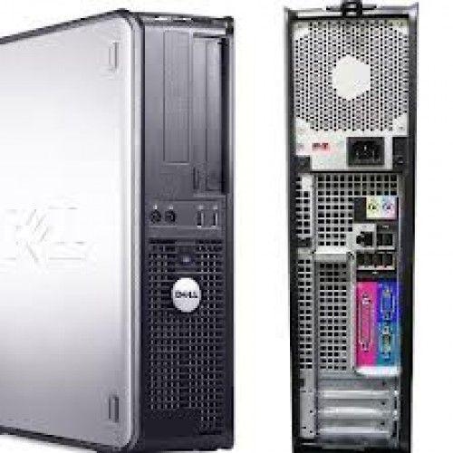 Calculatoare second hand Dell GX755/Core2Duo 2.66G/2G/80G/DVDRW/Desktop #calculatoaresecondhand #calculatoaresh