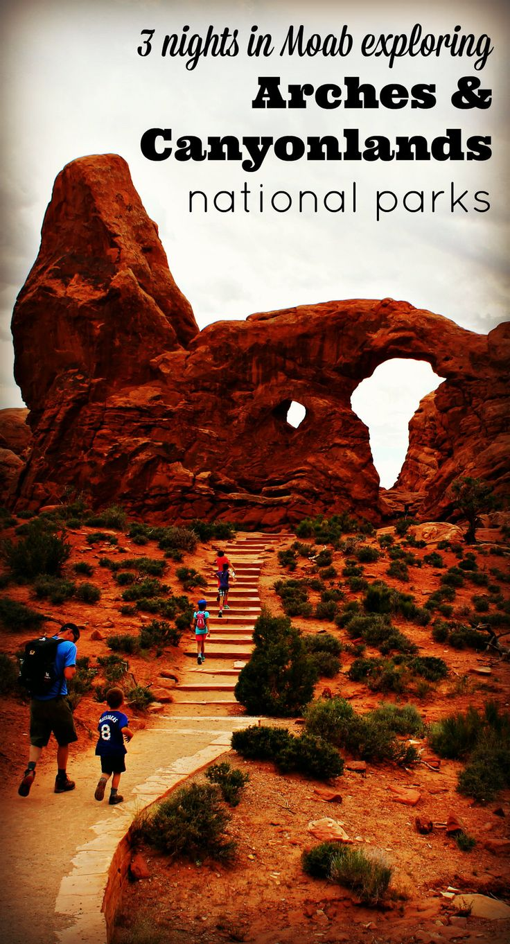 Looking for a great way to kick off a family road trip through Utah national parks? Moab is an adventurous place to start, with lots to see and do in Arches and Canyonlands...