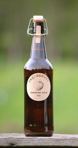 Homestead Dry Hard Cider