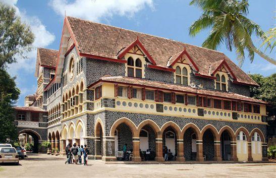 Wilson College Bombay 2016.