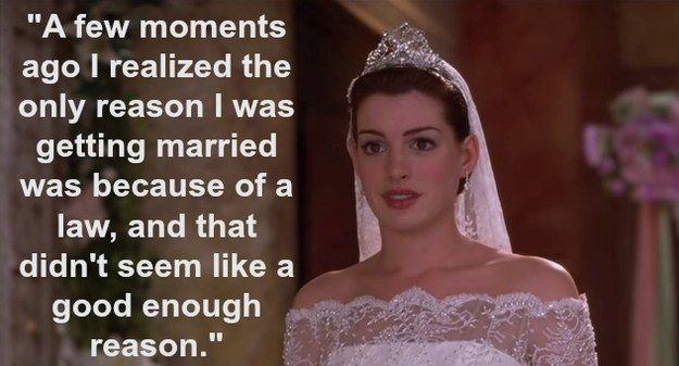 Mia Thermopolis' killer speech about ruling Genovia without a king in The Princess Diaries 2: Royal Engagement. | 27 Feminist Disney Moments That Unapologetically Smashed The Patriarchy