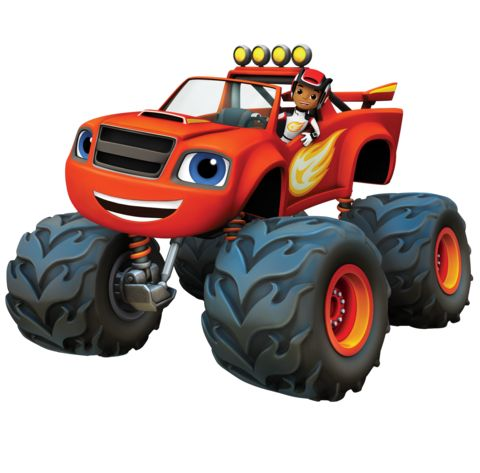 118 Best Images About Cakes Blaze And The Monster Blaze Truck