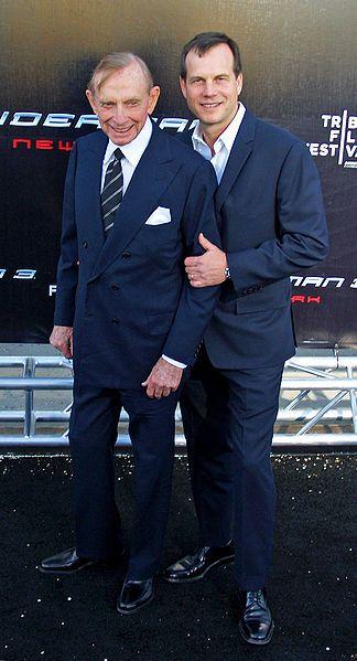 John Paxton and Bill Paxton