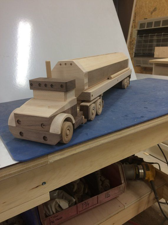 Pinterest Wood Modernas Handcrafted Tanker TruckCasas Toy 54cRqSLA3j