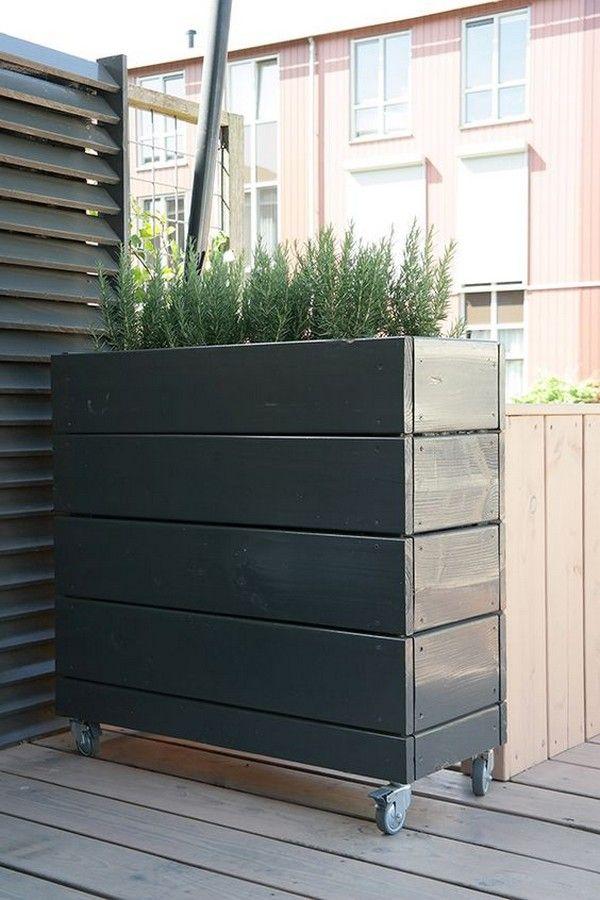 Interessante Möglichkeiten, Paletten für schöne Möbel zu verwenden