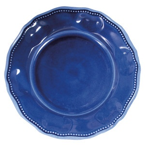 Blue Dinner Plate 4 Pack now featured on Fab.