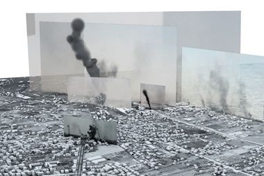 Forensic architecture rafah black friday