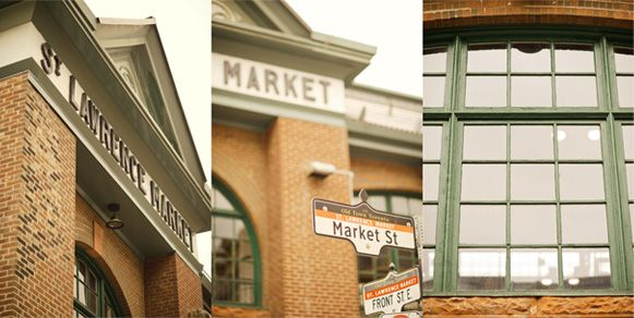 Read more about the St. Lawrence Market.