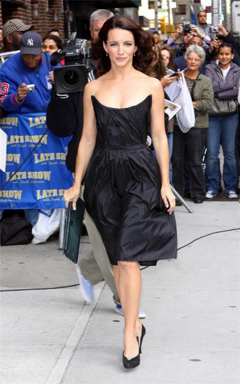 Fashionista Charlotte York-Goldenblatt -- the essence of class and style