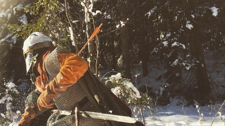 Archery hit